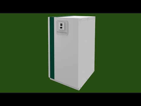 Геотермальный тепловой насос ФХ-415 // FORUMHOUSE
