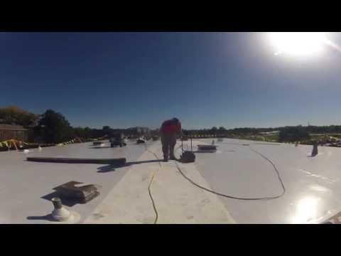Carlisle Apeel TPO Roofing system
