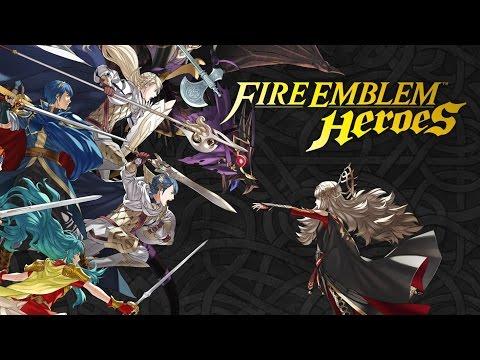 Fire Emblem Heroes Review (Prezentare joc pe Sony Xperia X Performance/ Joc Android)