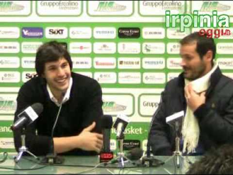 Air Avellino Intervista a Cenk Akyol 161209
