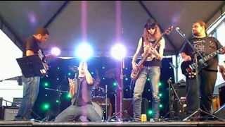 BANDA SKULL CRAZY - REI DA ESTRADA (MUSICA PRÓPRIA) 4ª SEMANA DO ROCK