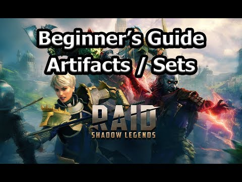 RAID: SL - Beginner's Guide to Artifacts and Sets