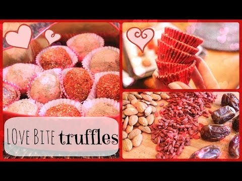 ♡ ♥ How To Make: Chocolate Truffle Recipe | Quick & Easy Valentines Day Treat! ♥ ♡