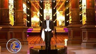 Falete imita a Luciano Pavarotti - TCMS4