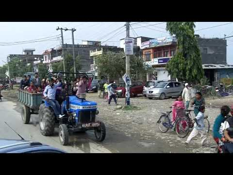 The Chaotic Streets of Nepal – Unbelievable!
