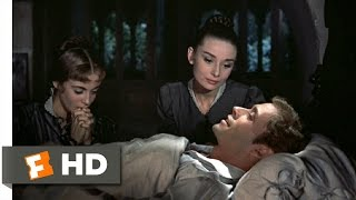 War and Peace (8/9) Movie CLIP - The Hardest Thing is to Keep Alive at Sunset (1956) HD