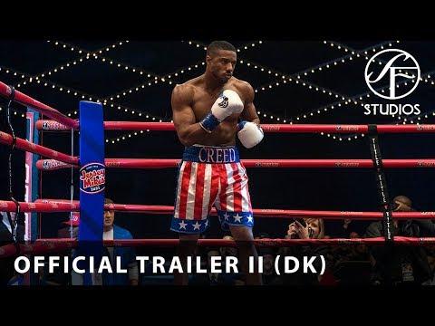 Creed II - Official Trailer II (DK)
