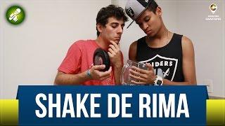 Shake de Rima (Rap de Improviso) - Fabio Brazza e Ítalo beatbox