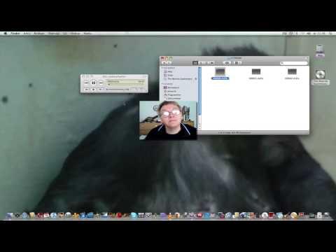 Blu-Ray UDF 2.50 playing on Mac