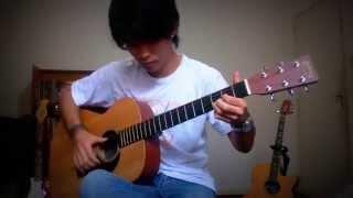 (Calvin Harris) Summer [FIngerstyle] - J.K. Imanisi