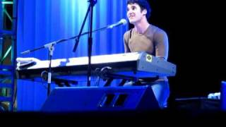 Darren Criss Live in Manila: Go The Distance (Hercules)