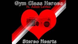 [HQ]Gym Glass Heroes feat Adam Levine - Stereo Heart(Alex Menco Slub Remix)