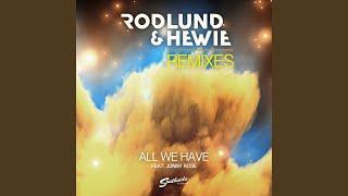 All We Have (Josef Bamba & Lars Aar Radio Edit)