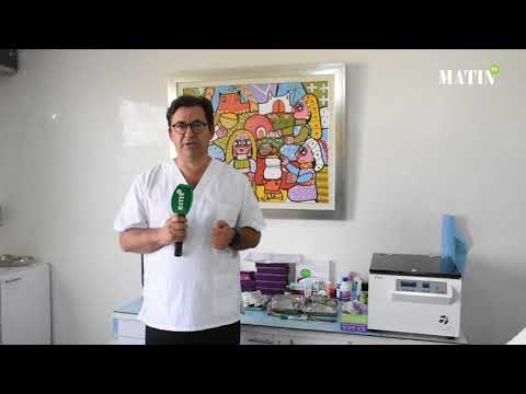 Video : Nouvelle technique de greffe capillaire