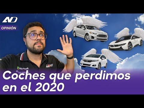 Autos que desaparecen en el 2020 - Opinión