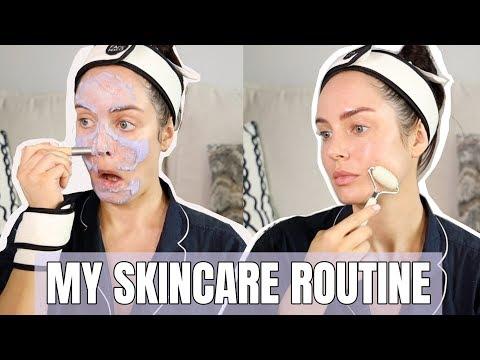 Homebody Skincare Routine: My Brightening Facial Regimen! \ Chloe Morello