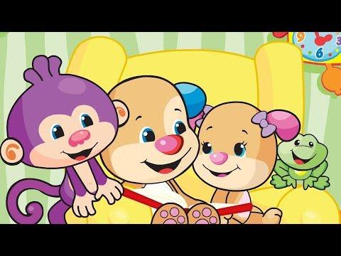 Lernspaß | Geschichten-Spaß | Fisher-Price Deutsch | Kinderlieder | Cartoons für Kinder