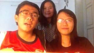 Guitar cover _ Gia đình nhỏ hạnh phúc to _ Nguyễn Hồng Quân UET