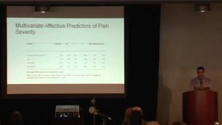 Physical Pain in Patients with Borderline Personality Disorder