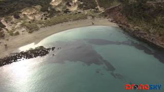 Platges de La Vall en Menorca