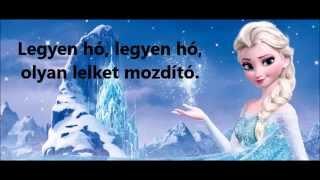 Karaoke - Jégvarázs - Legyen hó (MAGYARUL!!)