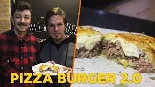 Pizza Burger 2.0 Feat FullHouse Pizza & Burger - OCSQN! #134