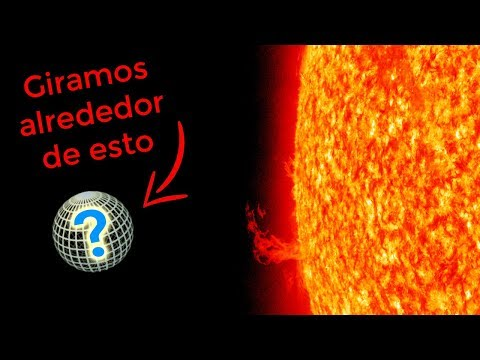 El VERDADERO CENTRO del Sistema Solar
