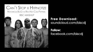 Can't Stop x Hypnotize - Notorious B.I.G vs Red Hot Chili Peppers (Bisc Mashup)