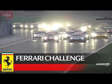 Ferrari Challenge EU 2018 - Race 1 - Finali Mondiali at Monza