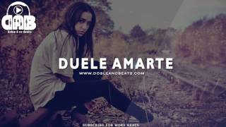 DUELE AMARTE - Beat Instrumental Rap Sad Emotional x Base De Rap - Doble A nc Beats
