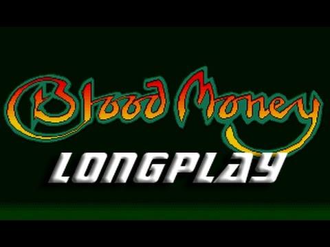 Blood Money (Commodore Amiga) Longplay