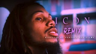 "Skitz Colione ""ICON REMIX""OFFICIAL MUSIC VIDEOShot By Pefect EYE FilmZ"