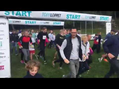 Viggoloppet Hagaparken 17 september 2017