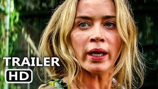 UM LUGAR SILENCIOSO 2 Trailer Brasileiro DUBLADO # 2 (Novo, 2020) Horror, Emily Blunt
