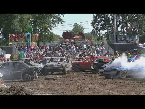 COMPACT SANDWICH IL DEMOLITION DERBY 2018