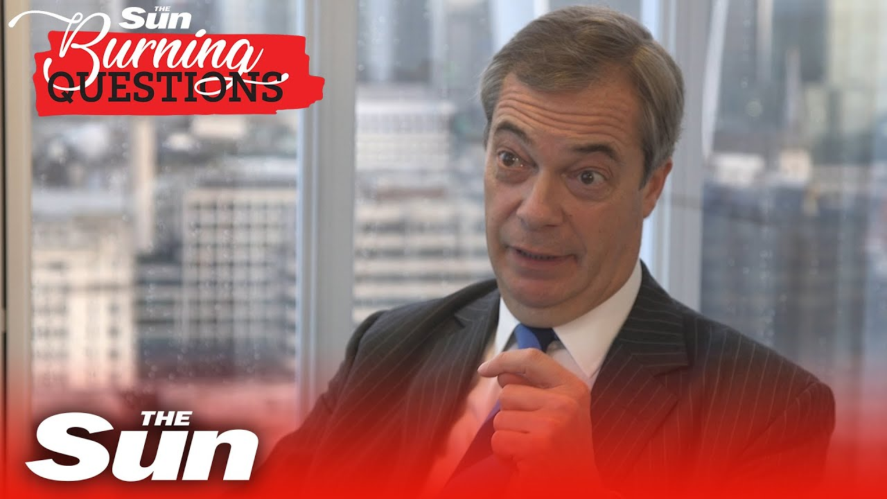 """Absolute Nonsense!"" Nigel Farage Debunks Revisionist History on WW1 and the British Empire"