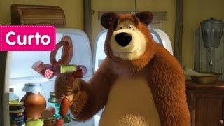 Masha e o Urso - O hit de temporada (O Urso em depressão)