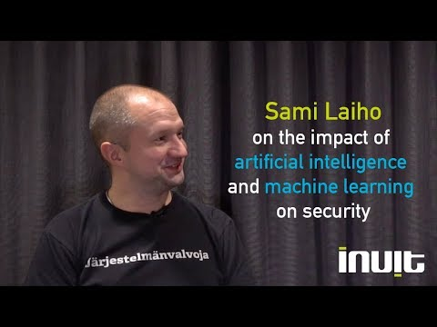 Sami Laiho on the impact of artificial intelligence and machine learning on security