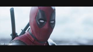 Autópálya jelenet | Deadpool (2016)