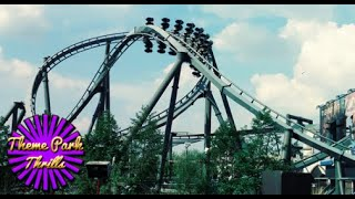 THE SWARM - THORPE PARK - POV - 2015