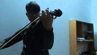 Bụi Phấn - Violin cover