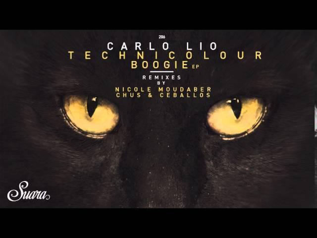 'Technicolour Boogie', de Carlo Lio.