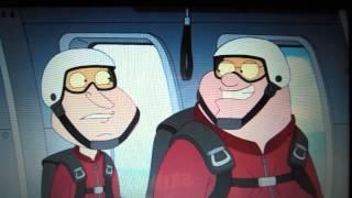 Family Guy - Skydiving