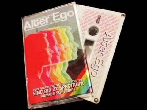 BITeLog 0073: Alter Ego (ZX SPECTRUM) LONGPLAY