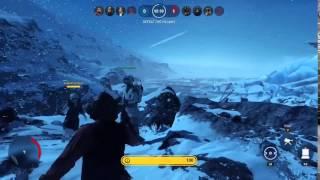 Star Wars Battlefront Nien Nunb death laugh