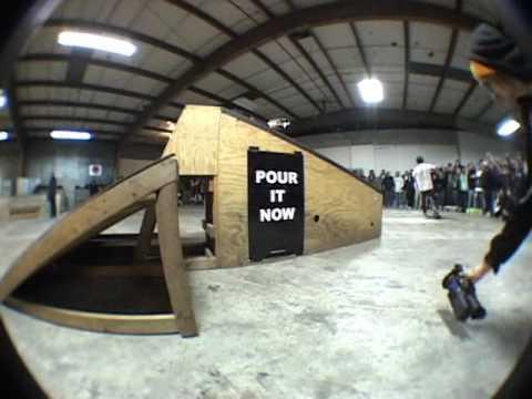 Zero Skateboards - South East Tour: Bluetile