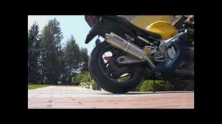 CBR 600 F4 - NO EXHAUST / DOMINATOR