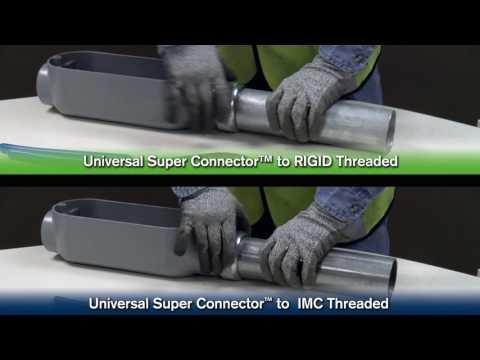 Universal Super Connector