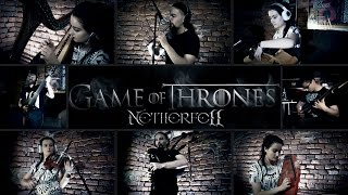 Game of Thrones - Main Theme(Folk Metal Cover by Netherfell)