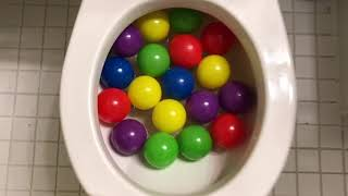 Will it Flush? - Kids Play Balls 2